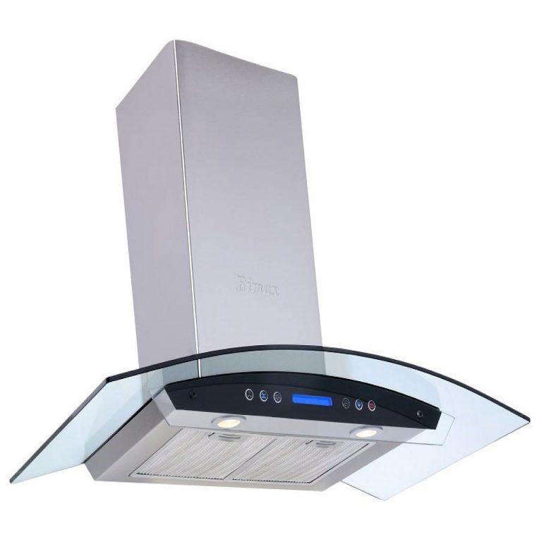 هود آشپزخانه B2010U بیمکث سایز 90